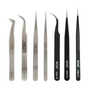 Vetus-Tweezers-Eyelash-Extension-Tool-Straight-amp-Curved-Makeup-Precision-Tweezer