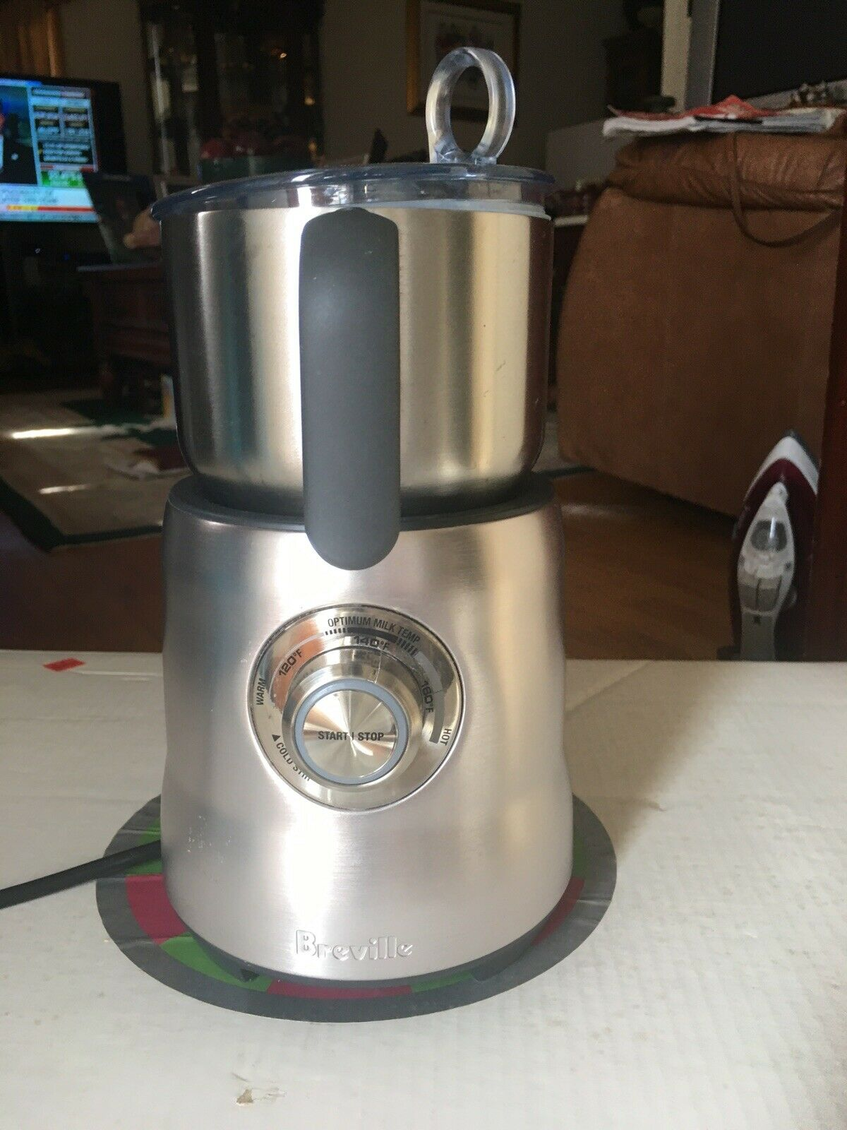 BMF600XL Milk Cafe Milk Frother