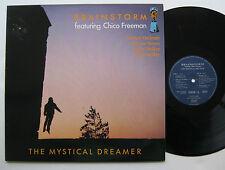 LP Brainstorm - The Mystical Dreamer - VG++ Chico Freeman Delmar Brown Ch Walker
