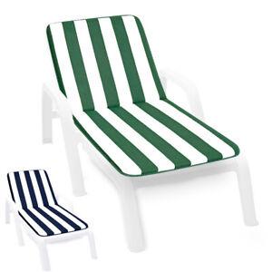 Kissen Liegestühle Klappbar Soft Abdeckung Sitzen Kinderbett Sonnenbaden Haus