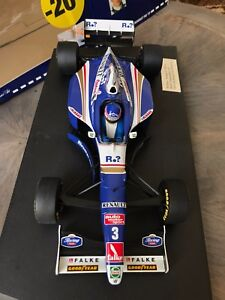 F1 Williams Renault Fw19, Jacques Villeneuve 1997, Minichamps 1/18 Comme Neuf