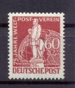 Berlin 39 I 60 Pfg. Stephan Plattenfehler I postfrisch KB HD Schlegel (ps57)