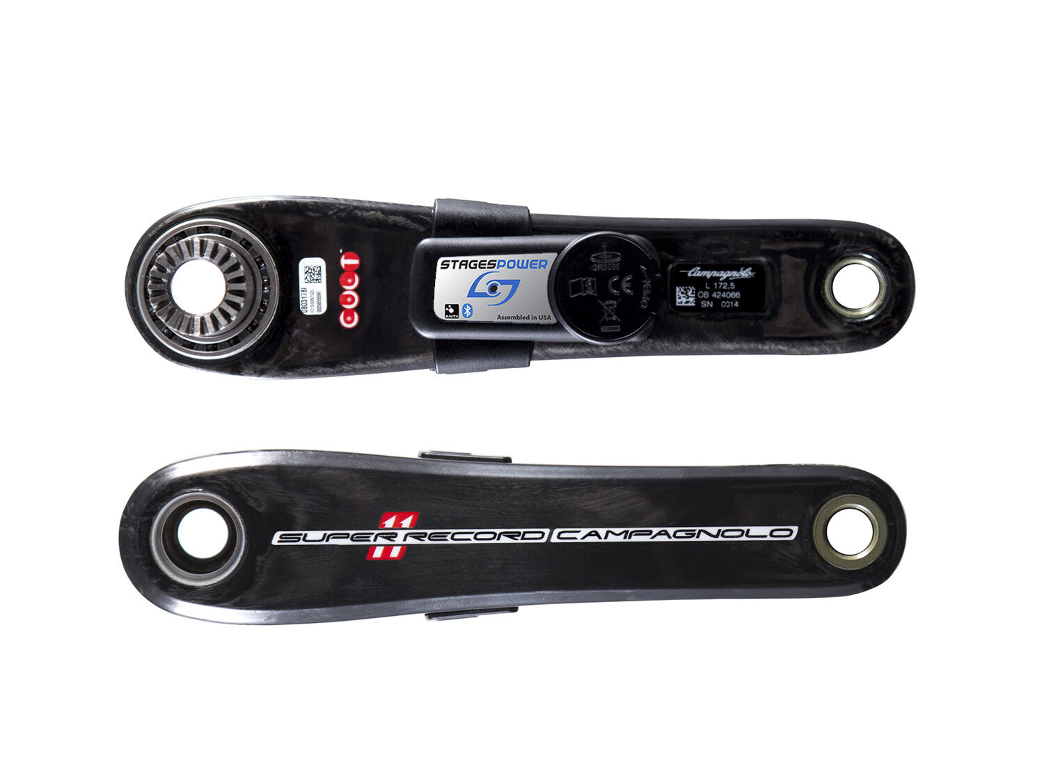 Stages Powermeter L-Campagnolo Super Record-Meter Power   zero profit