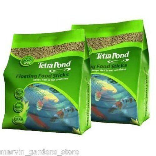 TETRA POND STICKS FISH FOOD 11 lbs TETRA KOI FOOD 16457