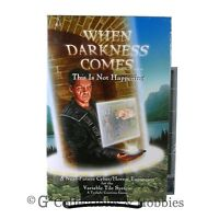 When Darkness Comes This Is Not Happening Tile Game