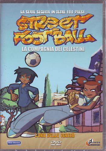 STREET FOOTBALL L'ora Della Verità - DVD ORIGINALE NUOVO SIGILLATO