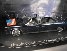 MODEL LINCOLN CONTINENTAL JOHN F KENNEDY US PRESIDENT ASSASSINATION LIMO CAR