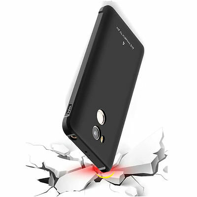 360° Shockproof Ultra Slim Soft Silicone Rubber Back Case Cover Skin For Xiaomi