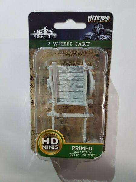 Caritatevole Carrello 2 Ruote-d&d - Wizkids Tagli Profondi Premium Miniatures Lucentezza Luminosa