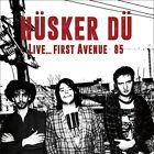 HÜSKER DÜ - Live... First Avenue 85. New CD + sealed ** NEW **