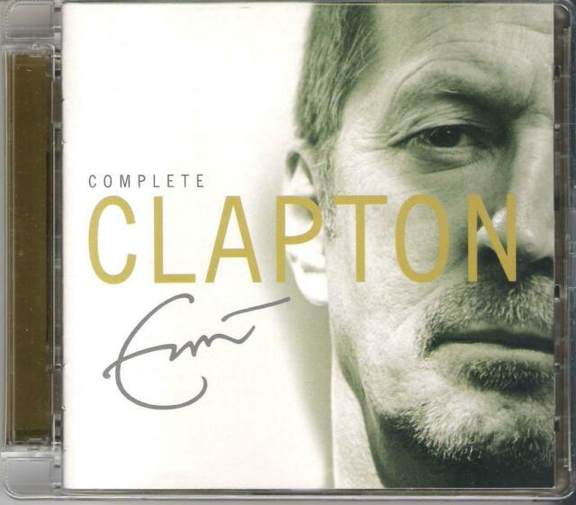 2-CD-Eric Clapton/ Best of 36 Songs/Complete/ Remaster 2007