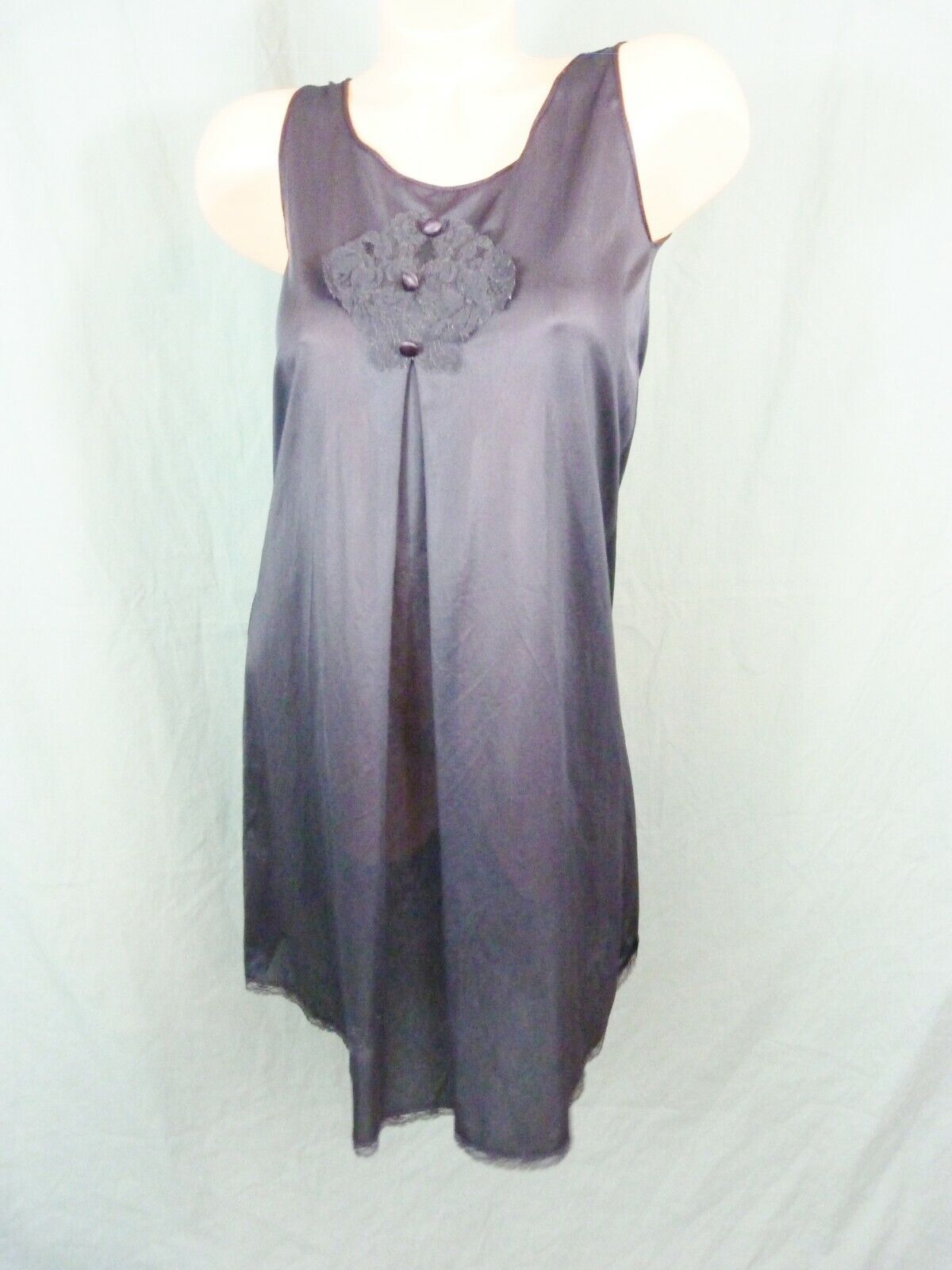 Texsheen Size Medium Full Slip Nightgown - image 3