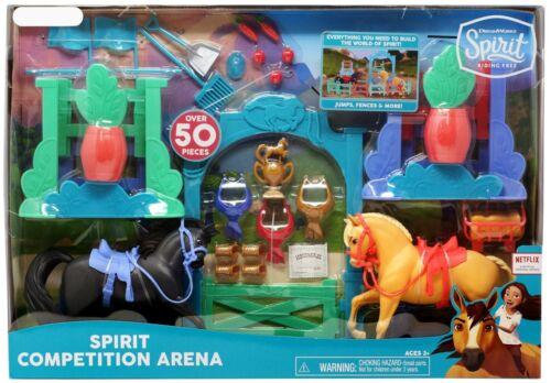 Spirit Riding Free Spirit Competition Arena Playset