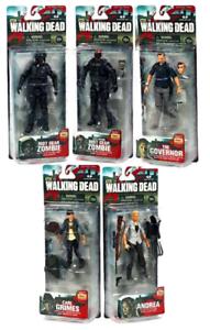 Seleccione de las marcas más nuevas como The Walking Dead Serie de de de TV 4 conjunto completo de 5 figuras  para mayoristas