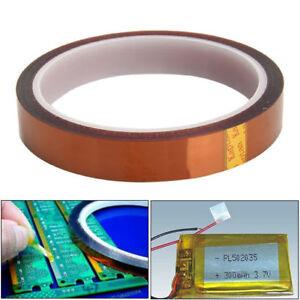 15-mm-Polyimide-Tape-Hitzebestaendiges-Klebeband-Polyimid-3D-Drucker-33M