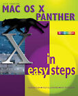 Mac OS X Panther in Easy Steps by Nick Vandome (Paperback, 2004)
