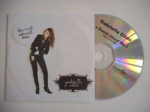 GABRIELLA-CILMI-SWEET-ABOUT-ME-CD-SINGLE-PORT-GRATUIT