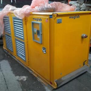 Meglab 750 KVA   Underground  Mining  Sub Station 4160 to 600 Volts Canada Preview