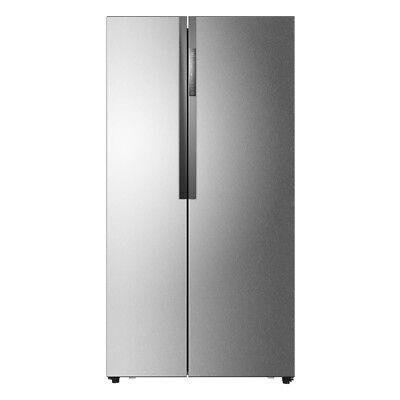 SidebySide Kühlschrank Kühl-Gefrierkombination A++ Haier HRF-522DG7 Tür Display