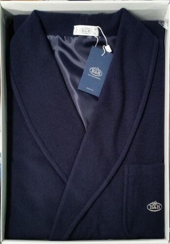 Giacca uomo da camera in misto lana e cashmere made in Italy CREAZIONI B/&B 46//60