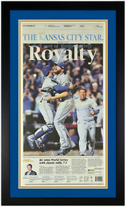 9a462ee6 Image is loading Kansas-City-Royals-2015-Original-World-Series-Newspaper-
