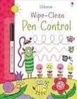Wipe-Clean Pen Control by Usborne Publishing Ltd (Paperback, 2015)
