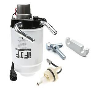 High Quality 6.6L Fuel Filter Housing Head for GMC 2004-2013 Sierra 2500+HD