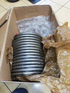 Heizschlange-Stahl-verzinkt-D-280-RA-57-H-400-Artikel-Nr-200080502-gebraucht