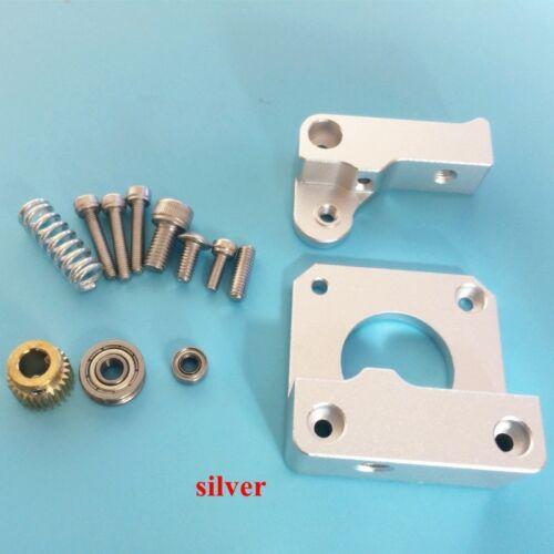 Universal MK8 Extruder Aluminum Block F// Creality CR-10 Anet A8 Tevo 3D Printer