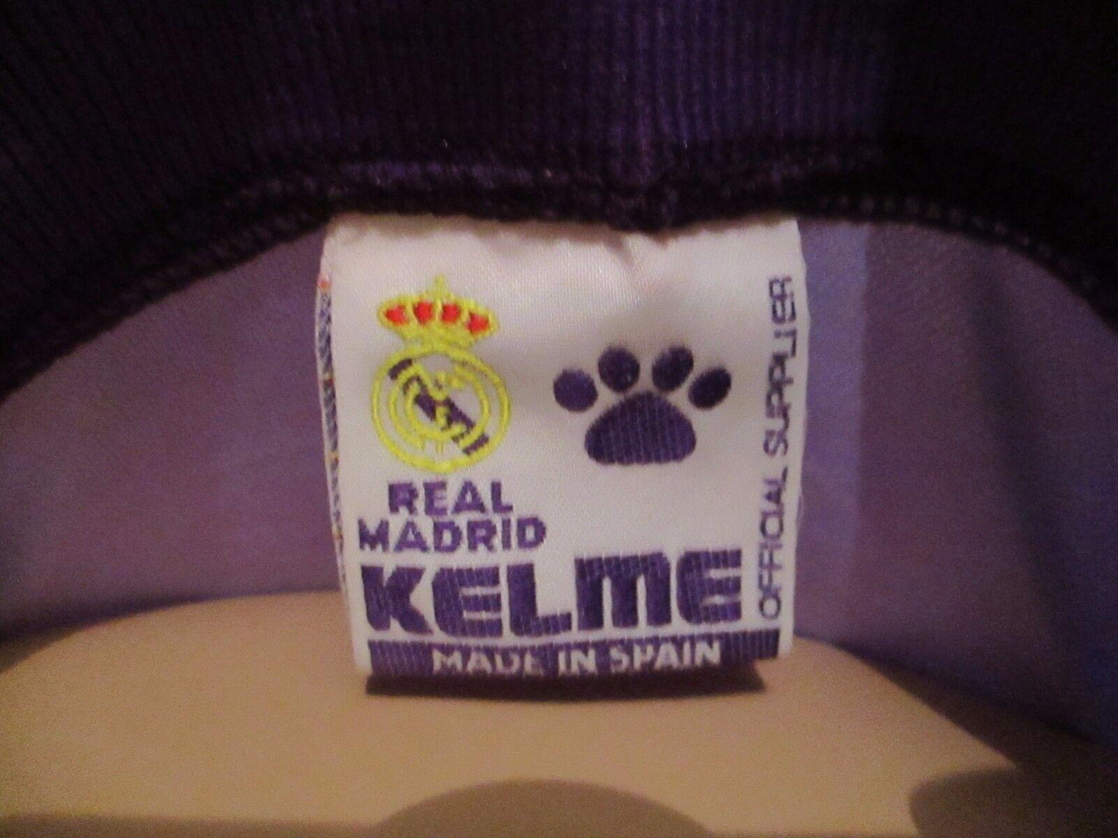 Real Real Real Madrid Original Kelme Auswärts Trikot 1994-1996  Teka  Gr.XL TOP 937fcf