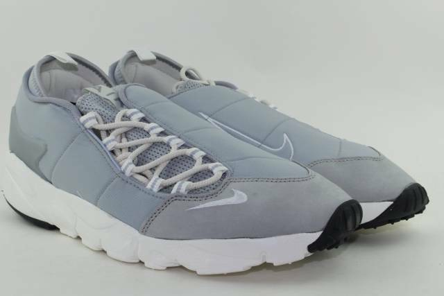 NIKE AIR FOOTSCAPE NM MEN Size: 13.0 WOLF GREY NEW AUTHENTIC RARE