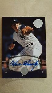 2004 GOOSE GOSSAGE Auto  SP #160 UD Timeless Teams   Short Print  !