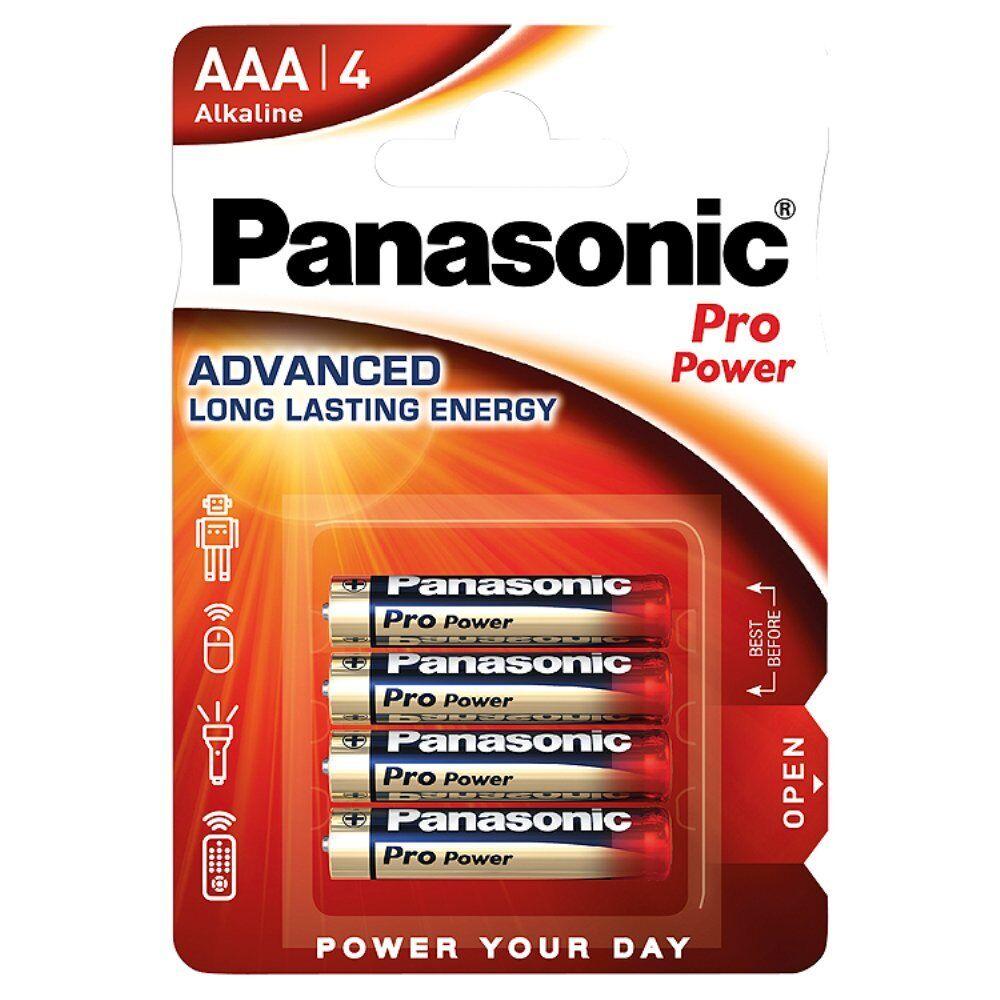 80 80 80 x Panasonic Pro Power  Batterie AAA LR3 Micro Gold Akali 1,5V LR03 NEU MN2400 | Treten Sie ein in die Welt der Spielzeuge und finden Sie eine Quelle des Glücks  6aa297