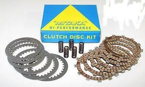 Wiseco WPPF019 Clutch Plate Kit with 5-Fiber Plate