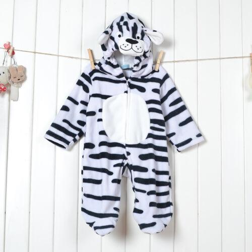 Toddler Fancy Dress Party Superhero Animal Costumes Jumpsuit Size 0-24months.