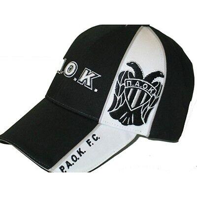 Mütze Panathinaikos Athen Basecap NEU,Champions Europa League,Greece,Fanshop