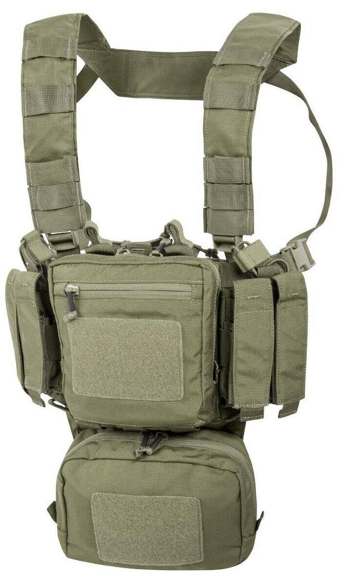 Helikon Tex Training Mini Rig TMR Tactical Range MOLLE Vest Weste Adaptive Green