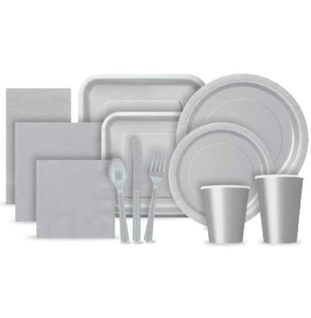 Tableware Paper Plates Napkins Plastic Tablecovers Tablecloth Cutlery Cups here