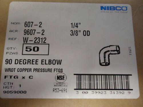 1//2 x 1//2 x 3//8 OD Lot of 5 Nibco 611-R Copper Tees Tee 3//8 x 3//8 x 1//4