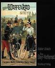 Das Steyr-Waffenrad von Walter Ulreich (1995, Gebundene Ausgabe)