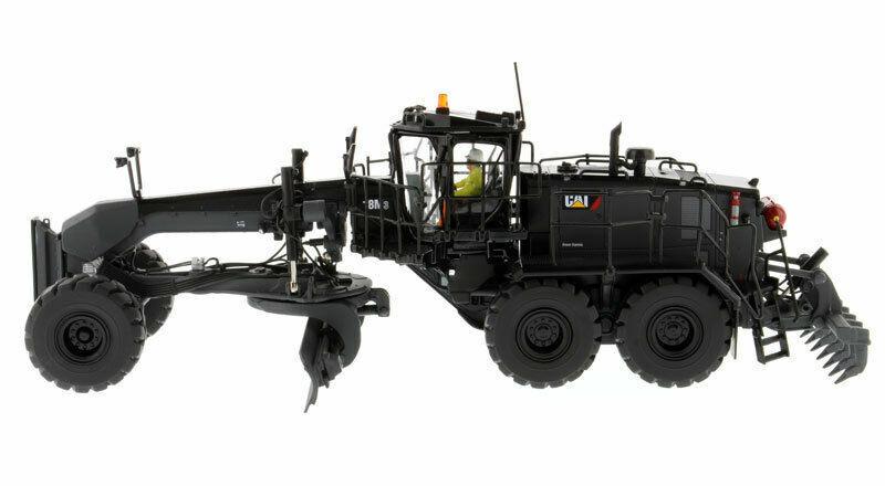 Calibradora de Motor Caterpillar 18M3 Modelo 1 50 Diecast Vehículo de ingeniería de Juguete 85522
