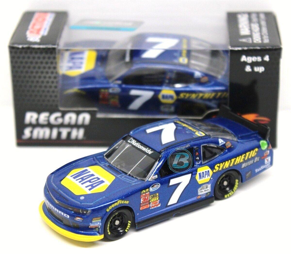 Regan Smith 2014 ACTION 1 64 Napa Synthetic Chevy Camaro Nationwide Diecast