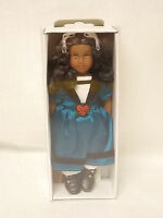 American Girl Cecile Mini Doll W/ Clear Cover + Book 6 Historical Retired