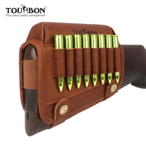 Tourbon Jagd Schafterhöhung Gun Buttstock Wangenauflage Pad Gewehrmunition Halte