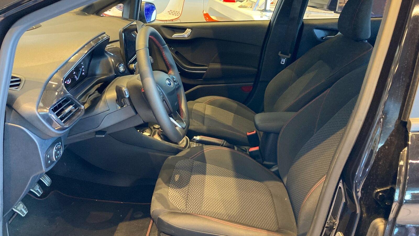 Ford Fiesta 1,5 TDCi 85 ST-Line X - billede 7