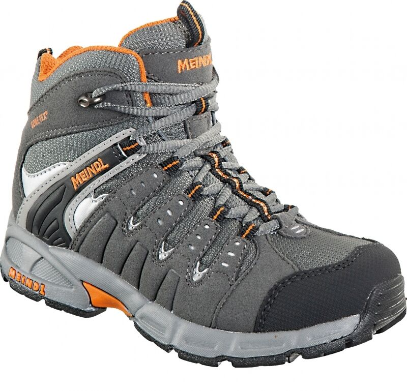 Meindl Snap Junior Mid GTX Outdoorschuhe (anthrazit/Orange)