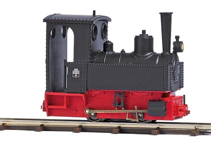 Busch 12142 Locomotive à Vapeur  Decauville  Type 3 avec Phares H0f