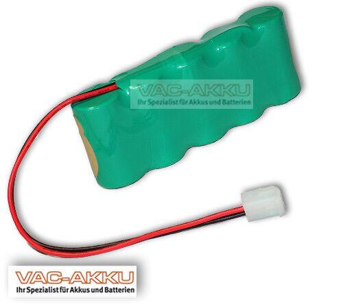Batterie pour Bosch somfy Easy lift roll-Lift volet roulant k6 k8 k10 k12 6v 3.0ah NiMH