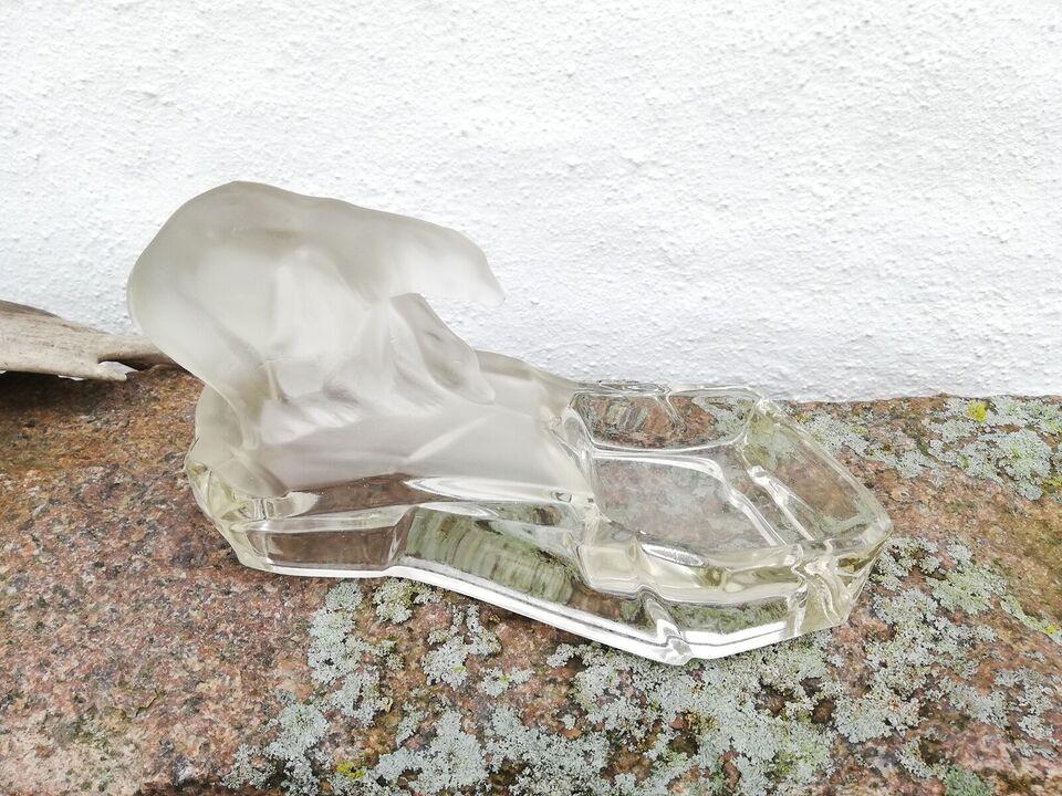 Glas, Isbjørne skål glas, Karel Zentner