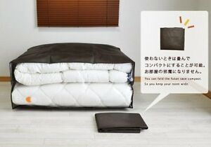 Details about Storage Case for Traditional Japanese Futon & Duvet & Pillow  Twin.